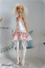 tenue : robe / corset par créateur pour bjd msd fine Lillycat