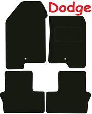 Qualità Su Misura Deluxe Tappetini auto Dodge Caliber 2006-2009 ** NERO **