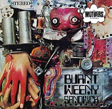 Frank Zappa The Mothers Of Invention - Burnt Weeny Sandwich (NEW CD)