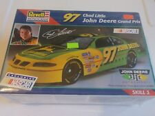 1:24 John Deere Grand Prix Nascar Chad Little #97 Revell Monogram 85-2492