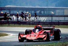 Niki Lauda Parmalat Brabham BT45C F1 Season 1978 Photograph 1