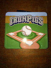 LEIGH VALLEY IRON PIGS PHILLIES FEFE FERROUS LUNCH BOX SGA