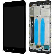 Xiaomi Mi A1 Komplettes LCD Display Touchscreen Schwarz + mit Rahmen !