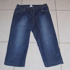 Womens size 16 stretch cropped denim jeans made by Sixteen Twentysix 1626