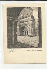 VECCHIA CARTOLINA ARTISTICA DI BELLINI TRIESTE 69597