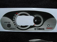 NEW 05-10 Yamaha VX 110 Gauge Decal Sticker Head Overlay FX 140 Cruiser DISPLAY