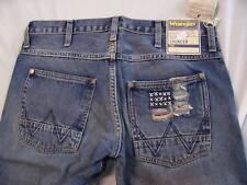 Jeans Uomo Wrangler Mod. Spencer Spirit Tg. W33/l34