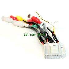 Pioneer AVIC-F30BT AVIC-F40BT AVIC-F930BT AVIC-F940BT F9310BT RCA Pre Out leads