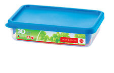 Emsa Snap & Close Superline Utensil Plastic Sealed Storage Container Airtight