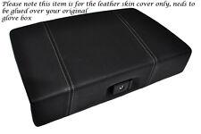 GREY STITCH FITS TOYOTA MR2 MK1 AW11 84-90 GLOVE BOX LID LTHR COVER GLUE NEEDED