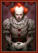 Pennywise It ClownA4 print on satin photo paper