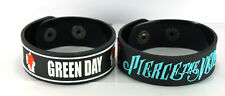 GREEN DAY PIERCE THE VEIL  NEW! 2pcs(2x) Bracelet Wristband 2GD1