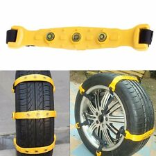 Reusable universal snow tire chain for car/SUV/light truck Easy use 10pcs
