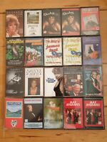 audio music cassette tapes bundle joblot x 20 as pictured mct2