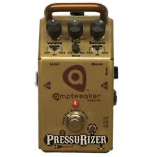 Amptweaker PressuRizer Compressor / Boost Guitar Effects Pedal