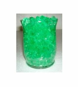 CRYSTAL ACCENTS CRACKED ICE AQUA WATER STORING GEL CRYSTALS - VASE FILLER