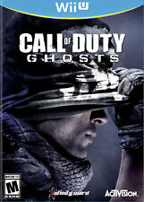 Call of Duty: Ghosts Wii-U New Nintendo Wii U