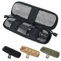 Tactical Outdoor Molle Knife Pouch Multi Tool Organizer Saber Bag Knives Holder