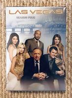 LAS VEGAS Season Four Season 4 NBC TV Show (4 DVD Set) Factory Sealed NEW