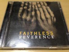 FAITHLESS - REVERENCE / IRREVERENCE 2-DISC SET (GC-VGC) SALVA MEA, INSOMNIA