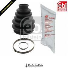 CV Boot Gaiter Kit Front Outer FOR PEUGEOT 407 04->10 1.8 Petrol 6D 6E