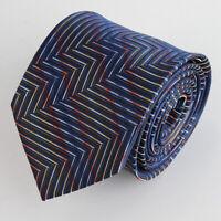 DOTL 100% Seiden Krawatte Tie Cravate 62