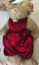 """TY Beanie collectible Attic Treasures Sidney rare 14"""" Posable NEW"""