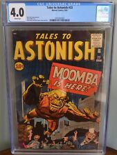 CGC 4.0 TALES TO ASTONISH #23 (MARVEL, 1961) Jack Kirby cover and art.