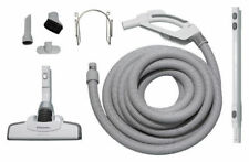 Hose Kit DUCTED VACUUM SYSTEM, 9M  AND TOOLS, MADE IN NORTH AMERICA BONUS HANGER