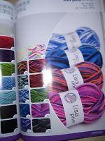 (100 g = 2,80 €) Lisa Print Color Wolle Strickgarn Schachenmayr 50 g Polyacryl