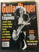 Guitar Player Magazine December 1998