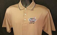 Nascar Interstate Batteries Medium Polo Shirt Racing Kyle Busch 18