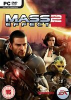 Mass Effect II 2 for PC DVD Physical Copy (1st Class P&P + Same Day)