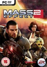 Mass Effect II 2 para PC DVD Física Copiar (1 º Clase P & P + Mismo Día)