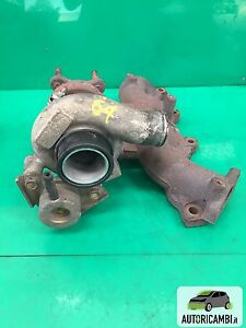 TURBO TURBINA OPEL ASTRA H / G 2000 > 2010 1.7 CDTI TURBOCOMPRESSORE 49173-06501