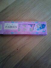 Shirley Barber's fairies wooden dominoes