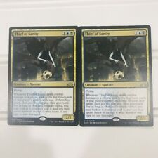 2X Lot Magic the Gathering MTG Thief Of Sanity Guilds Of Ravnica Creature Card
