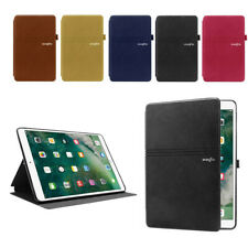 "Folio Flip Stand Leather Case For Samsung Galaxy 9.6""/8.0""/Apple Ipad 9.7""/Air 2"