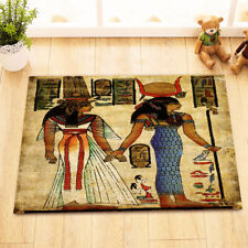 "15X23"" Kitchen Bath Doormat Non-Slip Mat Rug Bathmats Carpet Egyptian Royal Life"