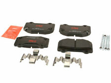 Front Performance Ceramic Brake Pad Set Fits 97-11 2012 2013 Chevrolet Corvette