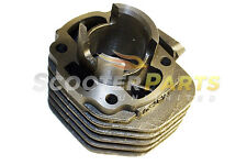 Chinese 2 Stroke Atv Quad 4 Wheeler Engine Motor Cylinder 40mm Parts 49cc 50cc