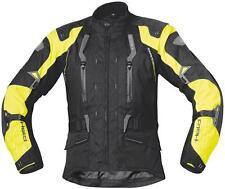 Held Motorrad-Textil-Jacke Awara schwarz-gelb --XS--
