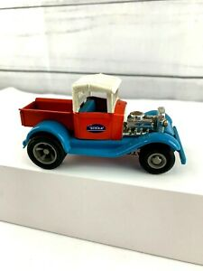 VTG Tonka Scorcher Model T Ford Hot Rod Pick Up Truck Pressed Steel Plastic