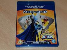 Megamind Blu Ray + DVD