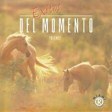 Los Chacales Los Tigres Del Norte Exitos Del Momento Vol 2 CD No Plastic Seal