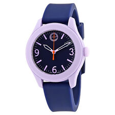 ESQ by Movado One Navy Blue Dial Ladies Watch 7101452