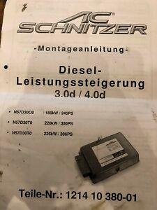 AC Schnitzer Leistungssteigerung Tuningbox 121410380 3.0d, N57 .