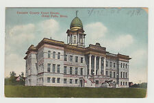 1908 Cascade Co. Courthouse, Great Falls, MT Montana