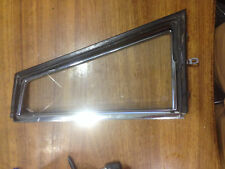 MERCEDES BENZ FRONT DOOR WINDOW RUBBER AND FRAME W110 W111 W112