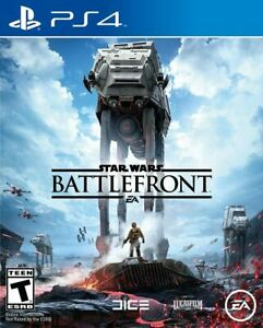 STAR WARS Battlefront - PlayStation 4 Standard Edition [PS4 Action Adventure]